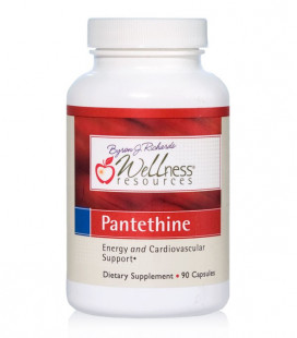 Pantethine Supplement