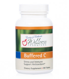 C, Buffered Vitamin C Tablets Supplement