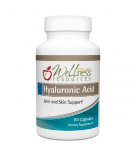 Hyaluronic Acid from Rooster Comb 60 Capsules