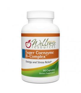 Super Coenzyme B Complex 90 Caps