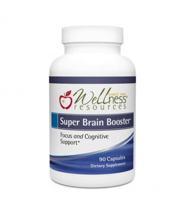 Super Brain Booster Supplement