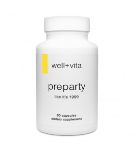 preparty by well+vita