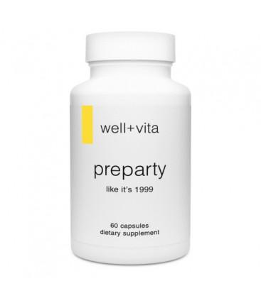 preparty by well+vita