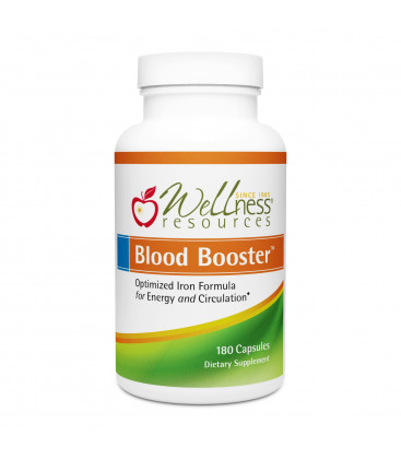 Blood Booster 180 Capsules