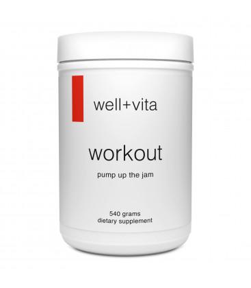 well+vita workout