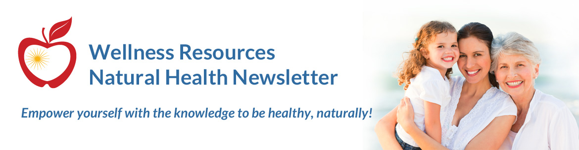 Free Natural Health Newsletter