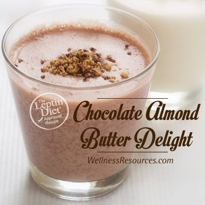 Chocolate Almond Butter Delight Smoothie