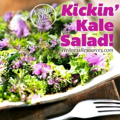 Kickin' Kale Salad