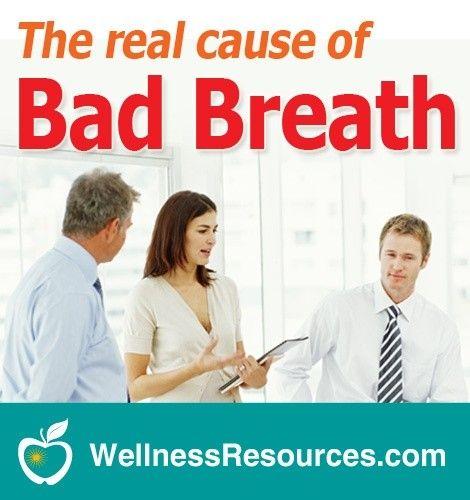 cause-of-bad-breath