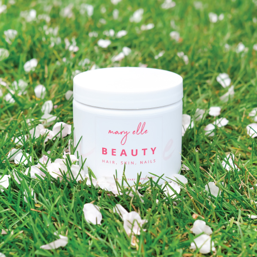 New Beauty Supplement for Hair, Skin & Nails