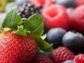Berries Lower Parkinson's Risk