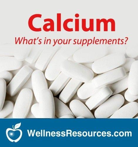 Compare Calcium Quality