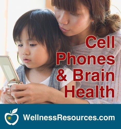 cell phones brain health