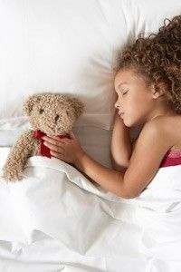 Lack of Sleep Raises Obesity Risk Fourfold in Kids