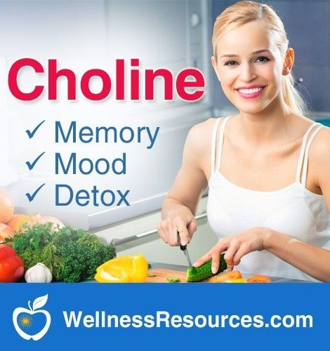 Choline is Essential for Brain, Nerve, and Liver Health