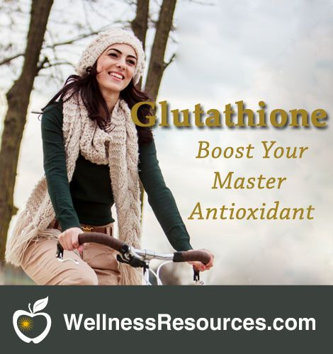 How to Boost Your Master Antioxidant
