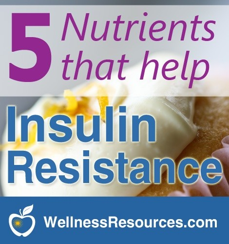 blood sugar nutrients