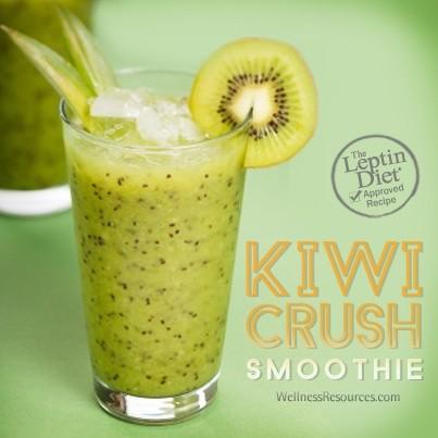 Kiwi Crush Smoothie