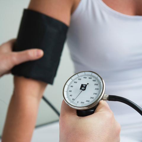 Low Blood Pressure Causes Fatigue and Brain Stress