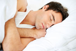 A Sluggish Lymph System Causes Snoring & Sleep Apnea