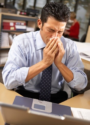 Chronic Sinusitis Linked with Periodontal Disease, Candida, and Food Allergies