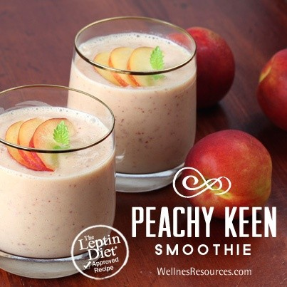Peachy Keen Smoothie