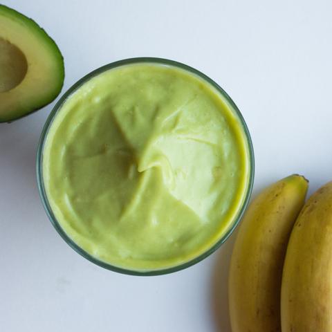 Potassium Boost Protein Smoothie