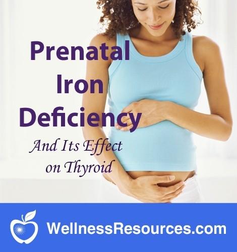 prenatal-iron-deficiency