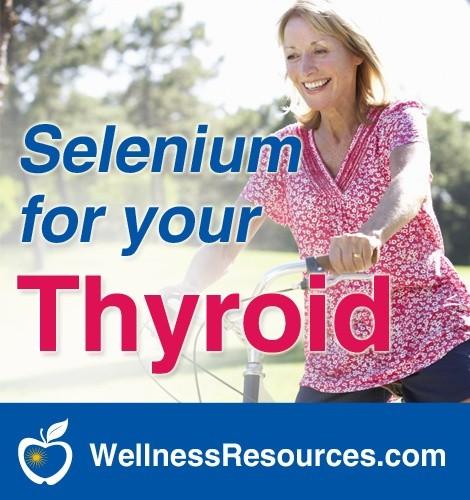 selenium for thyroid health