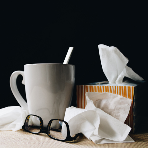 Top 5 Immune System Stressors