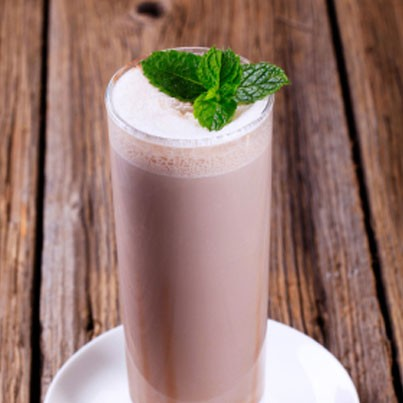 Chocolate Avocado Smoothie Recipe