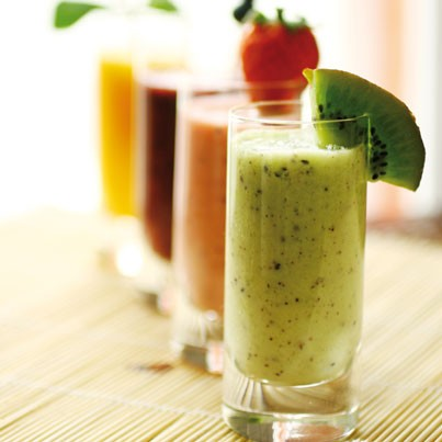 Kiwi Delight Smoothie Recipe