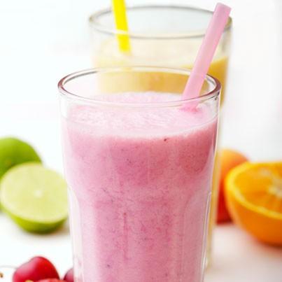 Very Strawberry Smoothie Recipe