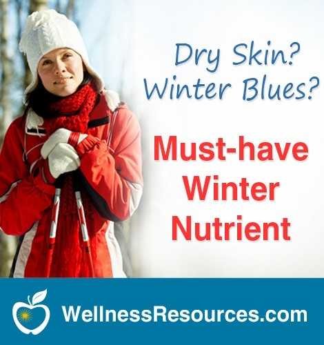 Squalene: The Ideal Wintertime Supplement