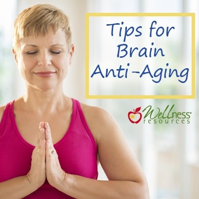 Tips for Brain Anti-Aging