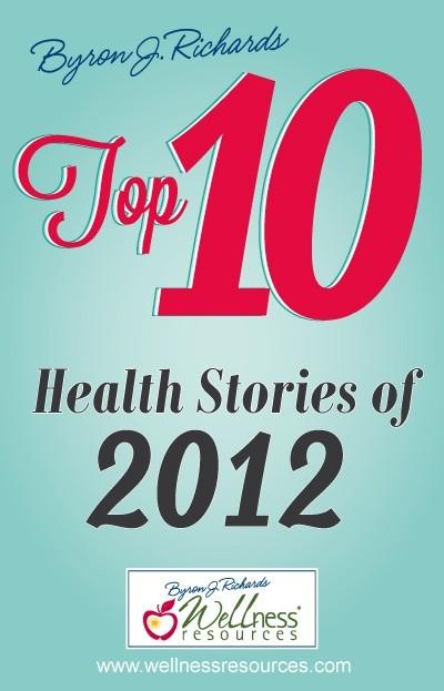 Top 10 Health Stories of 2012