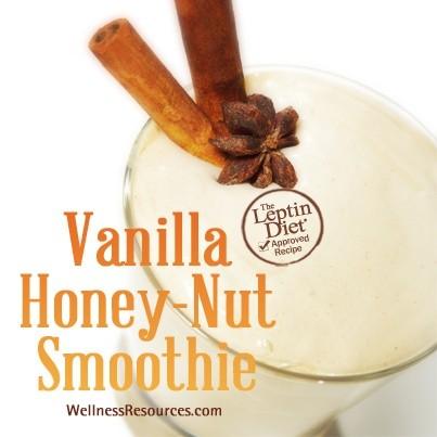 Vanilla Honey-Nut Smoothie