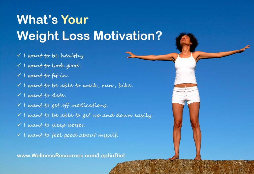 What's Your Weight Loss Motivation? | Wellness Blog