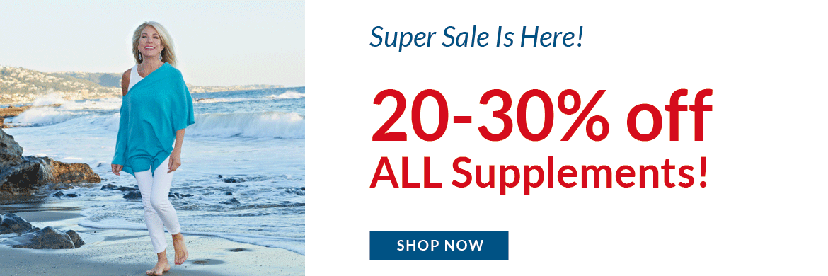 Super Sale Is Here